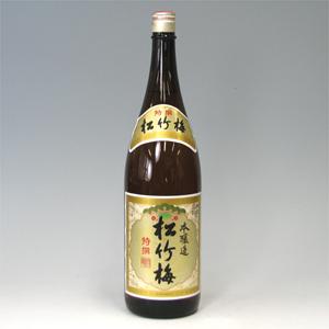 松竹梅 特撰 1800ml  [105]