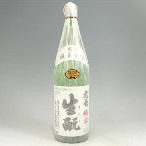 大七 純米きもと  1800ml   [1206]