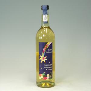 グリューワイン ホットワイン 白 750ml  [122345]