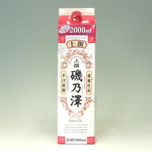 磯乃澤 銀印 パック 上撰 2L  [1254]
