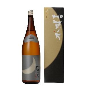 加賀ノ月 三日月 本醸造 箱入1.8L  [1270]