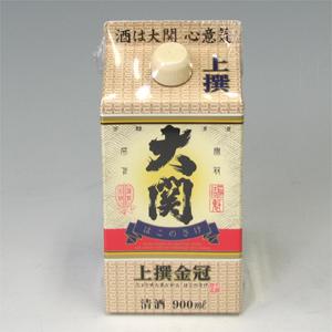大関 箱の酒 上撰 900ml  [1291]