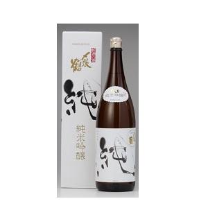 〆張鶴 純 純米吟醸 1.8L  [146]