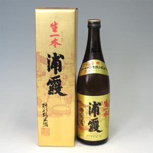 浦霞 特別純米酒 生一本 720ml   [1471]