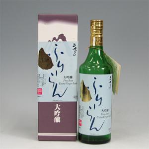 清鶴 大吟醸 フリーラン 720ml  [1543]