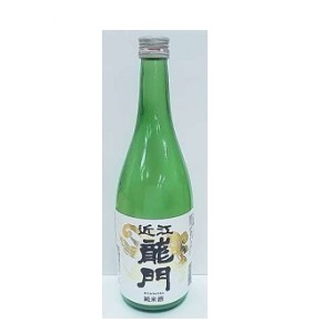 近江龍門 純米酒 720ml  [1548]
