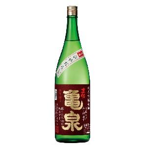 亀泉 ひやおろし 純米吟醸原酒 720ml  [1601]