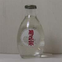 菊正宗 プリント瓶 上撰 180ml  [1778]