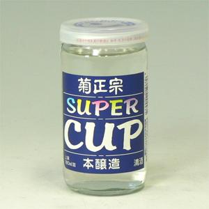 菊正宗 本醸造 スーパーカップ 180ml  [1785]
