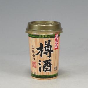 菊正宗 樽酒ネオカップ 180ml  [1787]