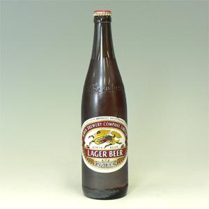 キリン ラガービール 大瓶 633ml  [2001]