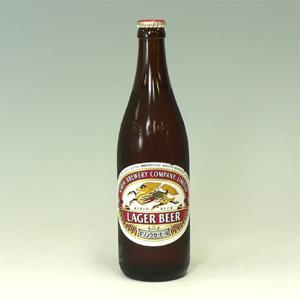 キリン ラガービール 中瓶 500ml  [2003]