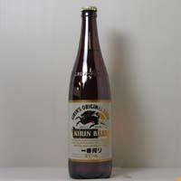 キリン 一番搾り(生)大瓶 633ml  [2007]