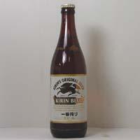 キリン 一番搾り(生)中瓶 500ml  [2008]