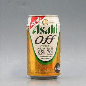 アサヒ オフ R缶 350ml  [2119]