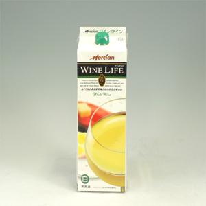 メルシャン ワインライフ 白 1800ml  [21368]