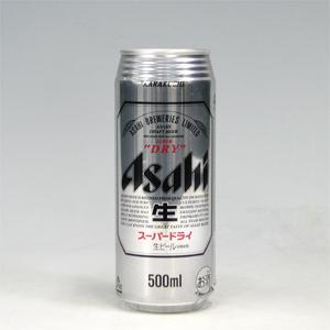 アサヒ スーパーDRY(生)缶 500ml  [2154]