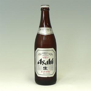 アサヒ スーパーDRY(生)中瓶 500ml  [2156]