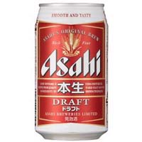 アサヒ 本生 ドラフト R缶 350ml  [2197]