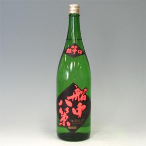 司牡丹 船中八策 純米超辛口 1800ml  [220]