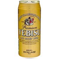 エビス 生ビール 缶 500ml  [2225]