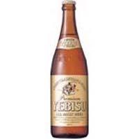 エビス 生ビール 中瓶 500ml  [2228]
