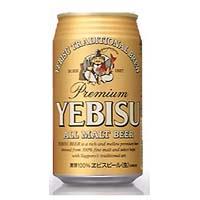 エビス 生ビール 缶 350ml  [2229]