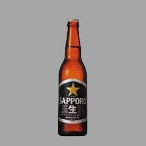 サッポロ 黒ラベル(生)小瓶 334ml  [2257]
