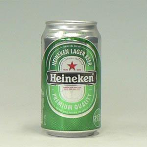 ハイネケン缶 キリン 350ml  [2401]