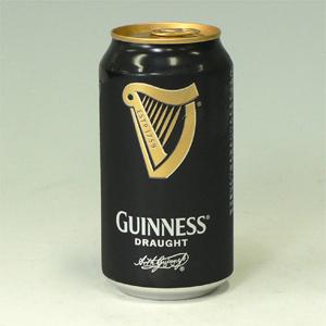 ギネス ドラフトビール (缶) 330ml  [2424]