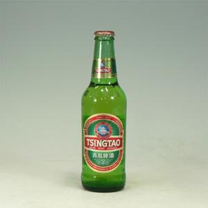 青島碑酒チンタオビール 330ml 中国  [2447]