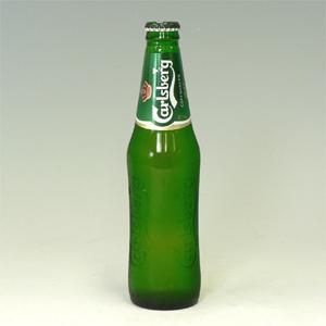 カールスバーグ 瓶 330ml   [2469]