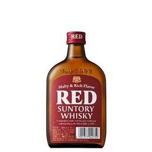 サントリー 新レッド ポケット瓶 39゜ 180ml  [2608]