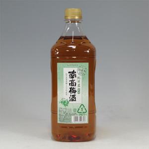 サントリー 紀州産南高梅梅酒 ペット 1.8L  [2665]
