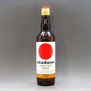 赤玉スイートワイン 白 550ml  [2706]
