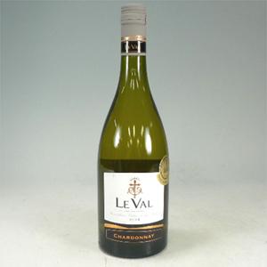 ル・ヴァル シャルドネ 白 750ml Le Val Chardonnay  [272663]