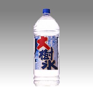 サントリー焼酎 大樹氷 25゜ 4L  [2767]
