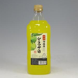 サントリー 果実酒房 シークワーサー 1.8L  [2990]