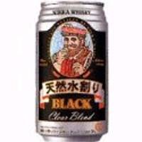 ニッカ Bクリアブレンド&W 缶250ml  [3086]