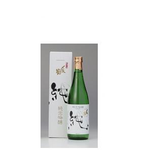 〆張鶴 純 純米吟醸 720ml  [316]