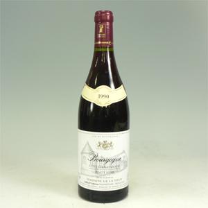 ブルゴーニュ ルージュ ドメーヌ・ド・ラトゥール 1990 赤 750ml Bourgogne Rouge Domaine de la Tour  [332536]