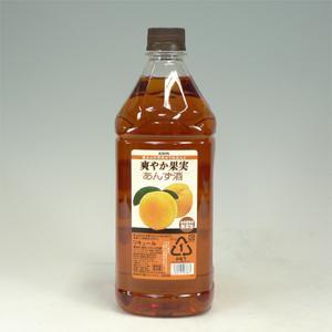 さわやか果実 あんず酒 ペット 1.8L  [3416]