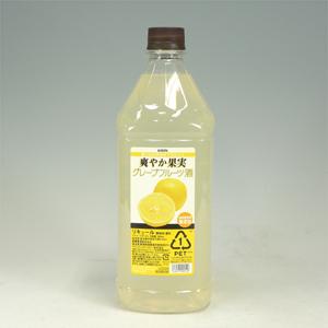 さわやか果実 GF酒 ペット 1.8L  [3417]