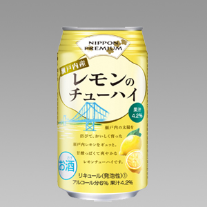 合同 ニッポンプレミアム 瀬戸内海レモン 350  [3496]