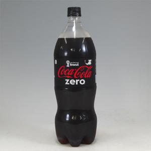 コカコーラ ゼロ   ペット  1.5L  [3628]