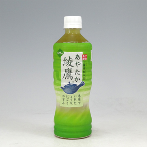 綾鷹 上煎茶 ペット 525ml  [3737]
