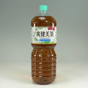 爽健美茶 ペット 2L  [3750]