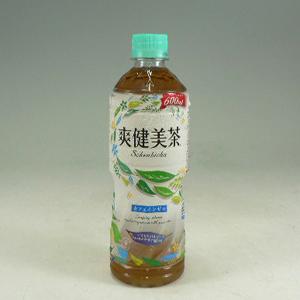 3751 爽健美茶 600ml   [3751]