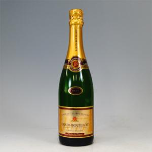 クレマン・ド・ブルゴーニュ ペルル・ド・ヴィーニュ 白 750ml ルイ・ブイヨ  [382651]