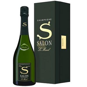 サロン ギフトボックス 2004 シャンパーニュ 白 750ml Salon Gift Box  [382690]